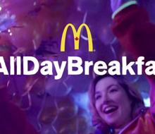 McDonald's #AllDayBreakfast